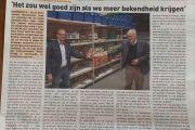 Frisse nieuwe wind bij bestuur Voedselbank